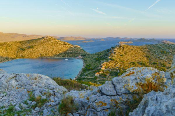 Tauchen in Kroatien - Kornaten Inselgruppe