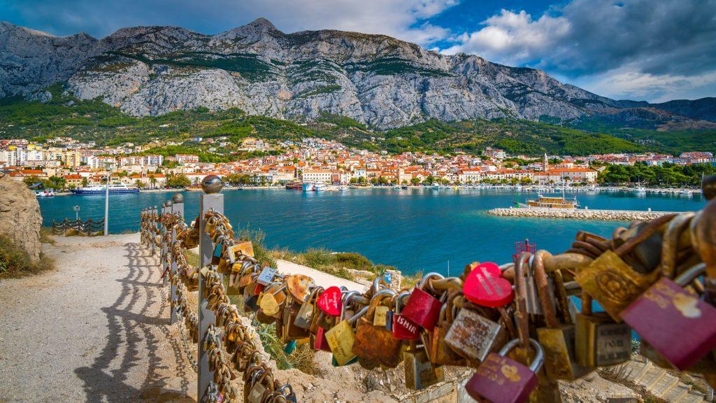 Tauchreise nach Kroatien Makarska Dalmatien